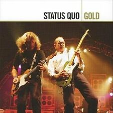 STATUS QUO Gold 2CD BRAND NEW Best Of Greatest Hits