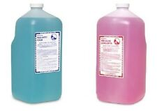 Combo Case Premixed Developer & Fixer for X-Ray Film Processors,2 Gallons each