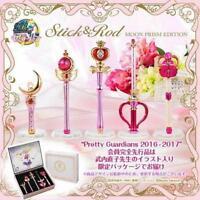 Sailor Moon Stick & Rod Moon Prism Edition Fan club Members Limited item Japan