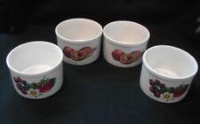 Earthenware White Vintage Original Porcelain & China