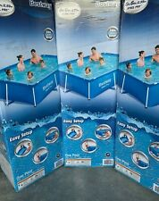 Bestway Steel Pro 8.5' x 5.6' x 2' Above Ground Swimming Pool *Free Shipping*