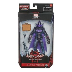 """Marvel Legends Series Into the Spider-Verse Prowler 6"""" Figure *New*"""