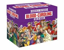 Horrible Histories 20 Books Set Collection Children Pack NEW Boxed GIft