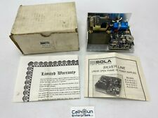 NEW! Sola Regulated Power Supply SLS-24-012 SLS24012 24VDC 1.2A  *WARRANTY*