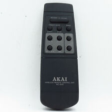 Akai RC-S45 Wireless Remote Control Unit for AC-M58 Hifi Component System
