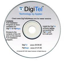 DigiTel DigiScribe Audio Video Transcription Software