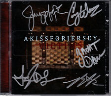 Akissforjersey – victims CD US-IMPORT firmato a mano!!!