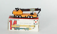 Grip Zechin 14 Kato 4-axle hydraulic crane in 1:75 scale