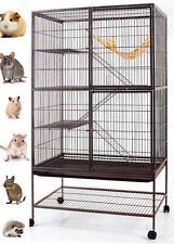 X-Large Double Floors Cage Ferrets Chinchilla Rat Guinea Pig Rabbit Gerbils