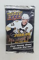 Upper Deck 2008 Unopened Hockey Trading Cards Pack