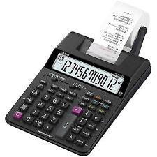 Casio Hr-150rce Printing Calculator 12 DIGIT Display Black