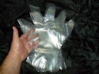 Idf Zahal Israeli Army NBC & Virus Protection Protect Plastic Protective Glove