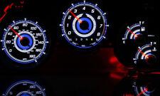 Toyota Supra MK4 design 1 glow gauges dials plasma dials kit tacho glow dash kit