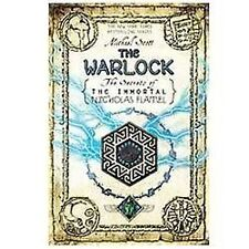 The Warlock (The Secrets of the Immortal Nicholas Flamel), Scott, Michael, New B