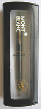 Rare Vintage Men MONT BLANC 380 Designer Ballpoint Pen GERMANY with Original Box