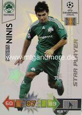 Adrenalyn XL Champions League 10/11 Sotiris Ninis