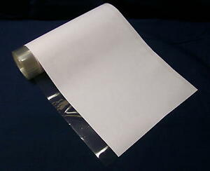"""10 yards, 16"""" roll Brodart Just-a-Fold III Archival Book Jacket Covers - mylar"""