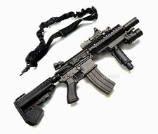 1/6 Scale Hot Toys MMS194 The Expendables 2 Barney Ross  Assault Rifle w/ Sling