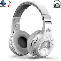 Bluedio Wireless Bluetooth Headphone Wired Stereo Headset For Cellphones PC PS3