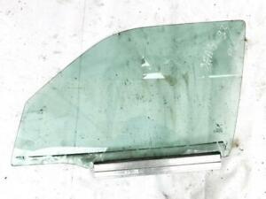 used Genuine Door-Drop Glass front left for SAAB 900 1997 #780391-42