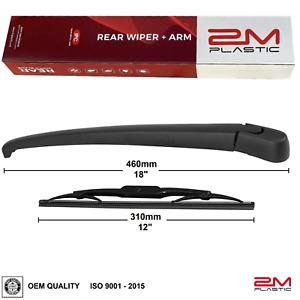 Rear Wiper Arm Blade For Hyundai TUCSON 2005-2009 Kia Sportage 2005-2010