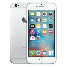 Apple iPhone 6 - 64GB - Silver (AT&T) Smartphone Very Good Condition