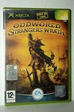ODDWORLD STRANGER'S WRATH GIOCO USATO XBOX EDIZIONE ITALIANA PAL FR1 42455