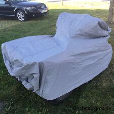 Camouflage Abdekplane Cover Faltgarage XXXL SILBER für QUAD ATV gespann motorrad