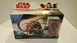 Star Wars Playset RATHTAR + BALA-TIK Mint in Box