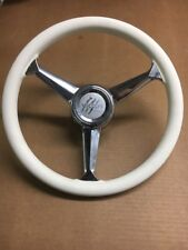 VICTOR DINO Limited Edition 13-14 INCH MARINE BOAT STEERING WHEEL