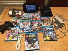 Wii U Console & Games & Controllers