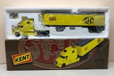 1/54 Kent Feeds Mack Vision Semi Tractor Auger Trailer DieCast by 1st First Gear