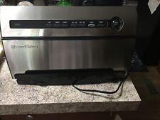 New listing FoodSaver V3825 Vacuum Bag Sealer Counter Top System