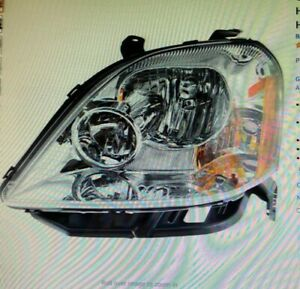 2005 2006 2007 Ford 500 Five Hundred Headlight Driver Left LH Halogen New in Box