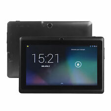 """7"""" Allwinner A33 Android 4.4 Camera WiFi 1G/8GB Tablet PC Quad Core 2016"""