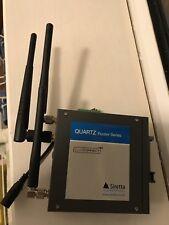 Siretta QUARTZ-W22-LTE(EU) 4G Dual SIM Router with WiFi and Accessories