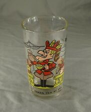 Original Vintage Character Glass - Dudley Takes Tea At Sea (Inv No. 802)