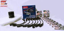 Holden VE VF LS2 LS3 V8 Service Kit + Genuine Denso ignition leads spark plugs