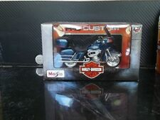 Maisto Harley-Davidson Motorcycle Diecast Vehicles