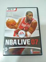 NBA Live 07 EA SPORTS Ausgabe Portugal- Set para PC Dvd-Rom - 3T