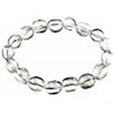 Edelstein-Armband, Bergkristall, Nuggets 10-12 mm