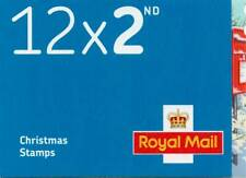 GREAT BRITAIN 2018 Christmas 2nd Class Booklet LX57