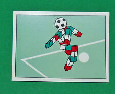 N°27 MASCOTTE PANINI COUPE MONDE FOOTBALL ITALIA 90 1990 WC WM