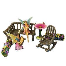 Fairy Garden Accessories Fairy Ornaments Fairy Furniture by Pretmanns