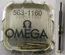 Omega watch part movement : caliber 563 winding split stem 1160
