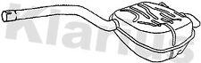 Ford Galaxy Mondeo S-Max 1.6 2.0 2006-2015 Klarius Rear Exhaust- FE1007J