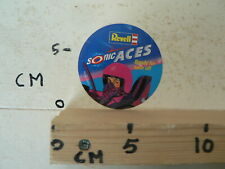 STICKER,DECAL REVELL SONIC RACES READY FOR TAKE OFF