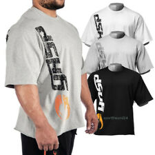 GASP OPS Edition Tee Schwarz Blau Grau T-Shirt Bodybuilding Gym Wear Fitness