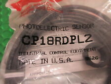 HONEYWELL CP18RDPL2 PHOTOELECTRIC SENSOR, NEW WITH ALL INSTRUCTIONS.