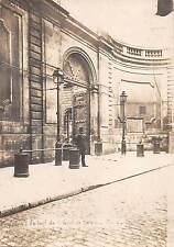 BR46911 Portail de l hotel de Taban Paris      France